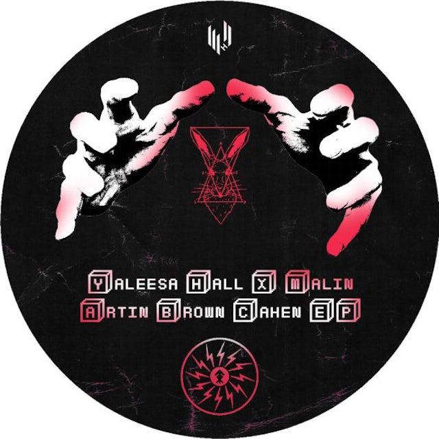 Yaleesa X Malin Hall ARTIN BROWN CAHEN Vinyl Record