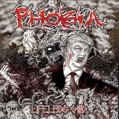 Phobia LIFELESS GOD Vinyl Record