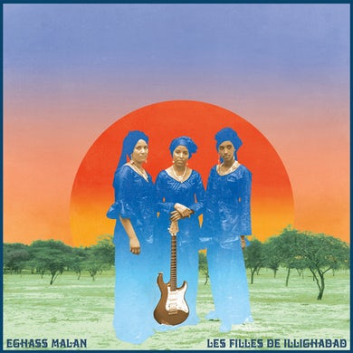 Les Filles De Illighadad EGHASS MALAN Vinyl Record