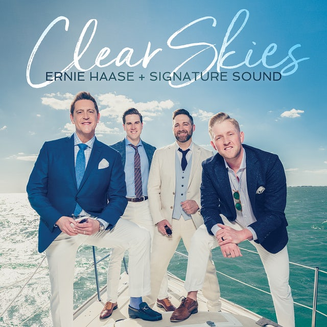 Ernie Haase & Signature Sound CLEAR SKIES CD