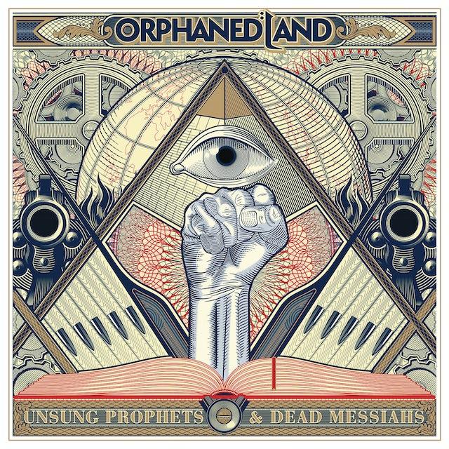 Orphaned Land UNSUNG PROPHETS & DEAD MESSIAHS Vinyl Record