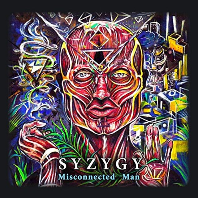 Syzygy MISCONNECTED MAN CD