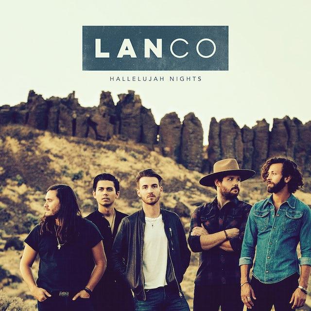LANco HALLELUJAH NIGHTS Vinyl Record