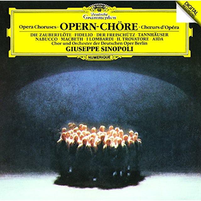 Giuseppe Sinopoli OPERNCHORE CD