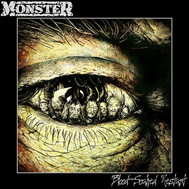 Monster BLOOD-SOAKED RESTART CD