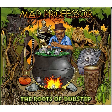 Mad Professor ROOTS OF DUBSTEP CD