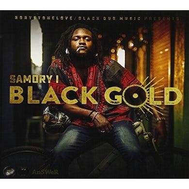 Samory I BLACK GOLD CD