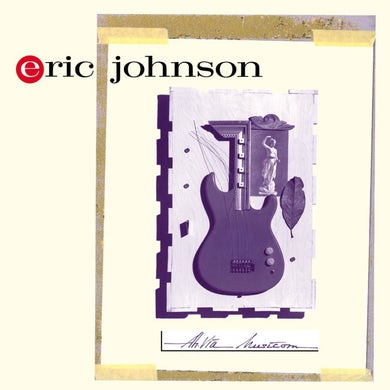 Eric Johnson AH VIA MUSICOM Vinyl Record