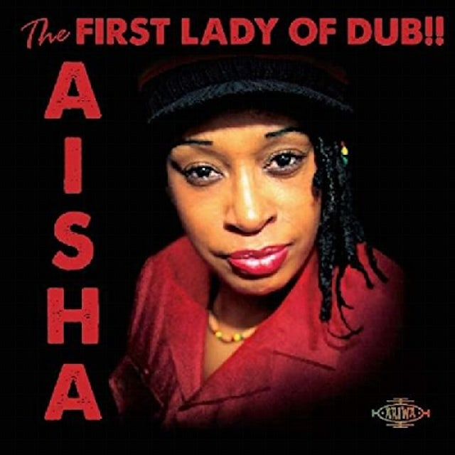 Aisha FIRST LADY OF DUB Vinyl Record
