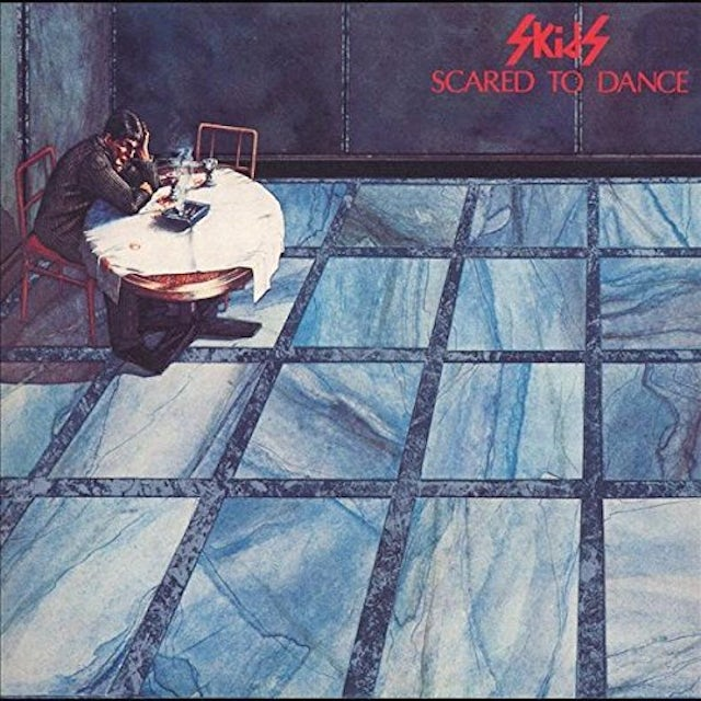 Skids SCARED TO DANCE CD