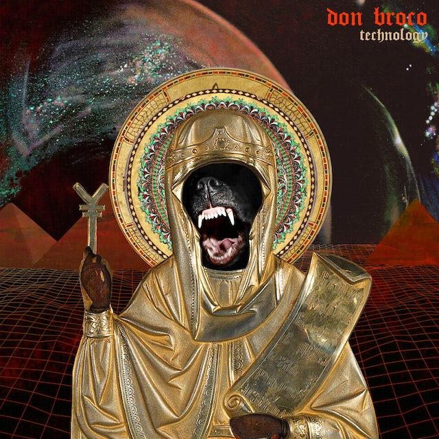 Don Broco TECHNOLOGY Vinyl Record