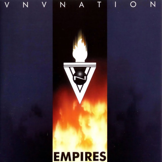 Vnv Nation EMPIRES Vinyl Record