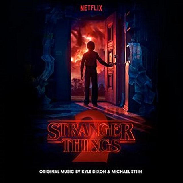 Kyle Dixon / Michael Stein STRANGER THINGS 2 / Original Soundtrack Vinyl Record