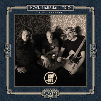 Koch Marshall Trio TOBY ARRIVES Vinyl Record