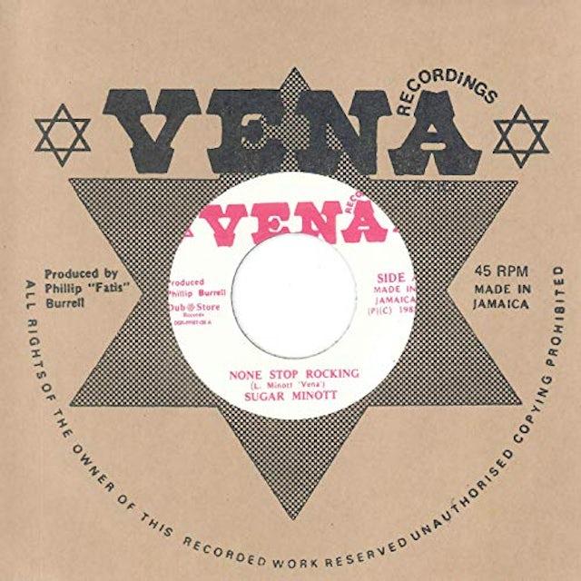 None Stop Rocking / Various Vinyl Record