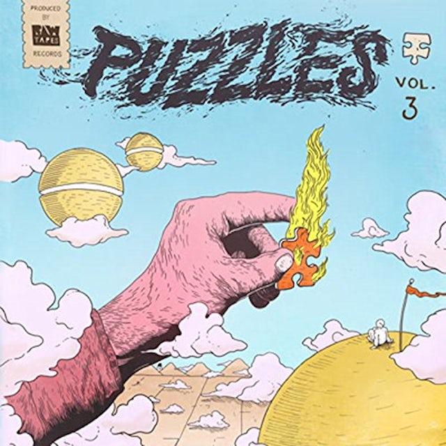 Puzzles Vol 3 / Various Vinyl Record