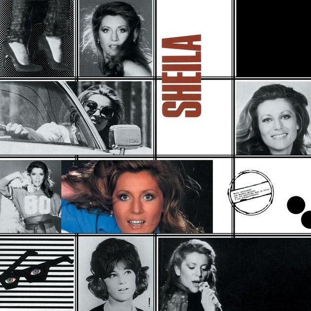 Sheila PILOTE SUR LES ONDES Vinyl Record