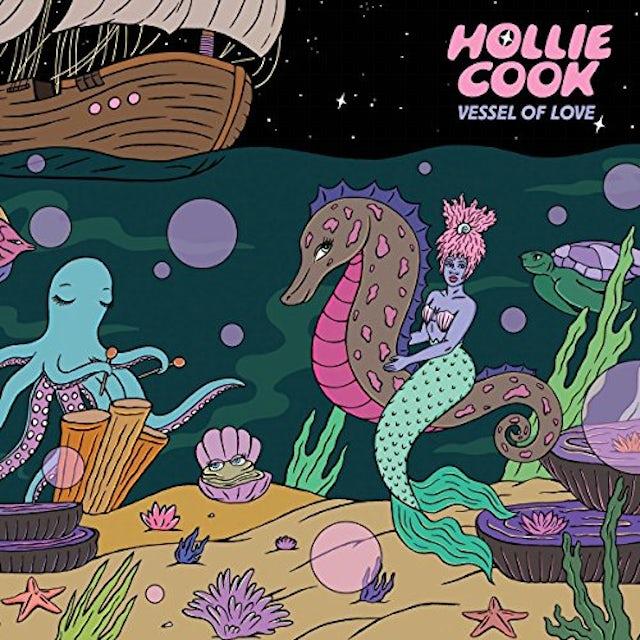 Hollie Cook VESSEL OF LOVE Vinyl Record
