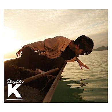 K. STORYTELLER CD