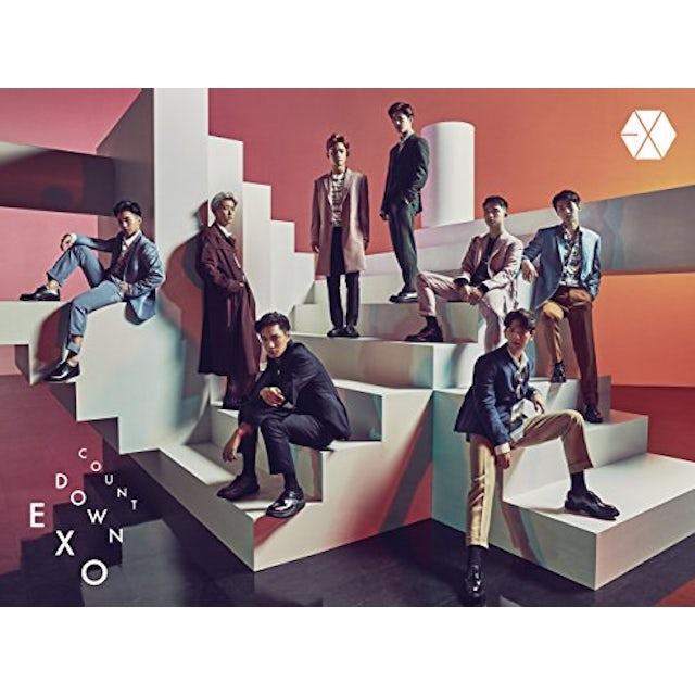 EXO COUNTDOWN (BLU-RAY VERSION) CD