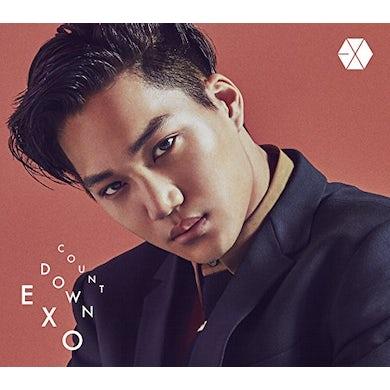 EXO COUNTDOWN (KAI VERSION) CD