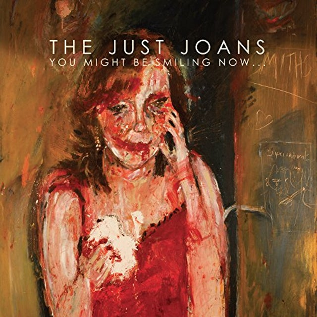 Just Joans YOU MIGHT BE SMILING NOW CD
