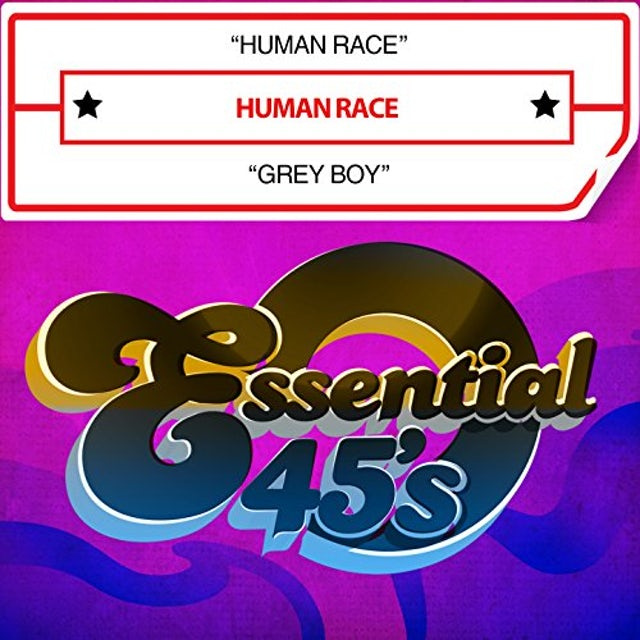 Human Race GREY BOY CD