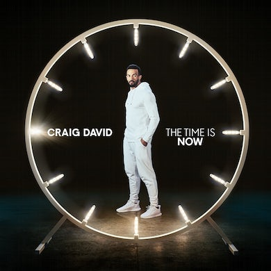 Craig David TIME IS NOW CD