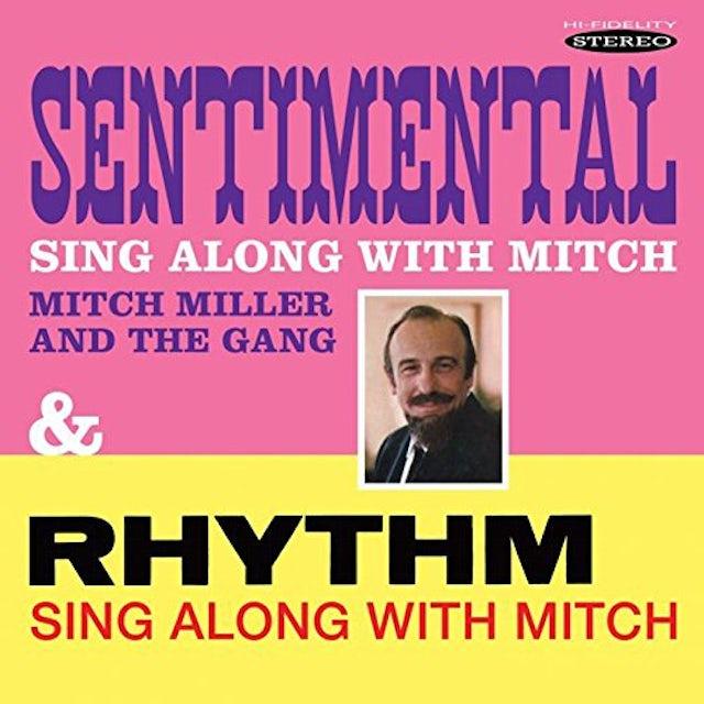 Mitch Miller SENTIMENTAL SING ALONG WITH MITCH / RHYTHM SING CD