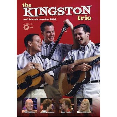 KINGSTON TRIO & FRIENDS REUNION 1982 DVD
