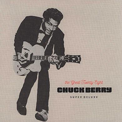 Chuck Berry GREAT TWENTY-EIGHT Vinyl Record Box Set