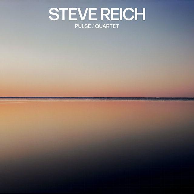 Steve Reich PULSE / QUARTET CD