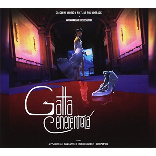 Antonio Fresa / Luigi Scialdone GATTA CENERENTOLA / Original Soundtrack Vinyl Record