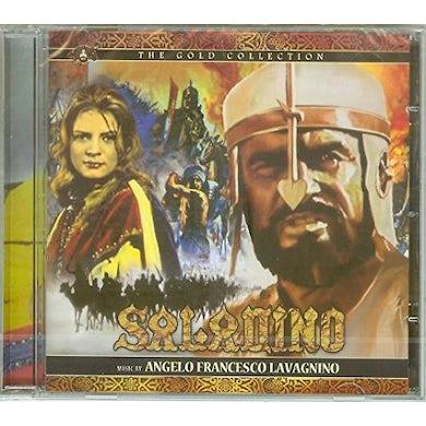 Angelo Francesco Lavagnino SALADINO / Original Soundtrack CD