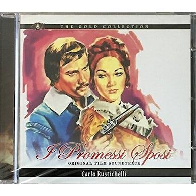 Carlo Rustichelli I PROMESSI SPOSI / Original Soundtrack CD