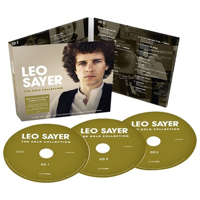 Leo Sayer GOLD COLLECTION CD