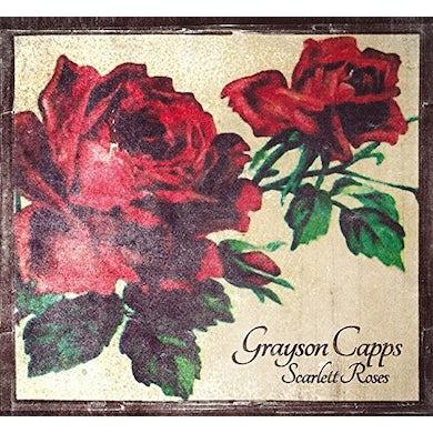 Grayson Capps SCARLETT ROSE CD