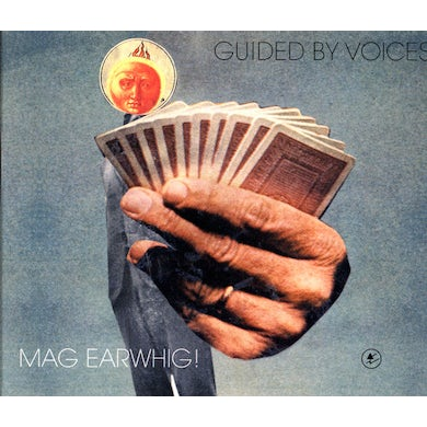 Guided By Voices MAG EARWHIG Vinyl Record