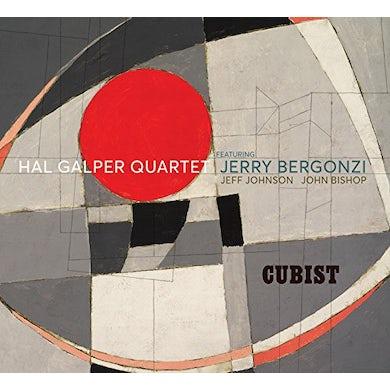 Hal Galper CUBIST CD