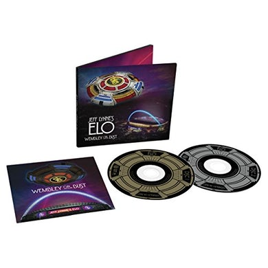 ELO (Electric Light Orchestra) WEMBLEY OR BUST CD
