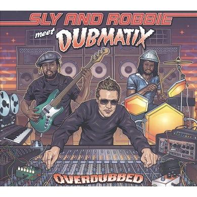 Sly & Robbie OVERDUBBED Vinyl Record