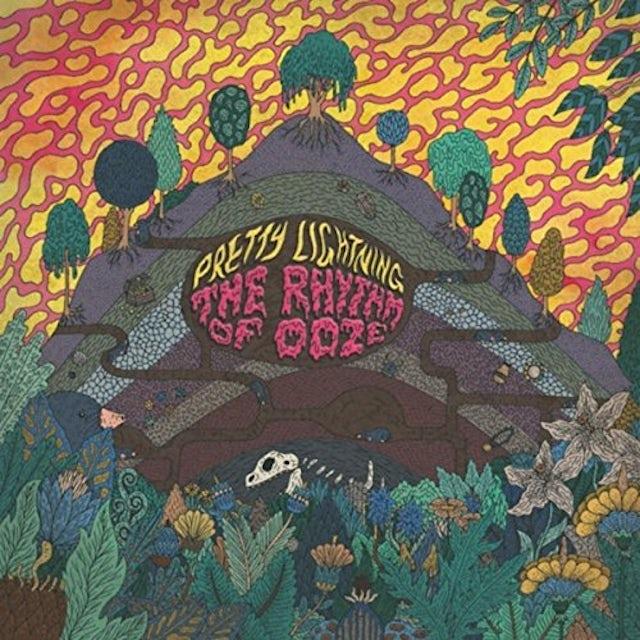 Pretty Lightning RHYTHM OF OOZE Vinyl Record