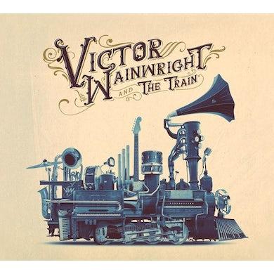 THE TRAIN Vinyl Record