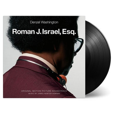 James Newton Howard ROMAN J. ISRAEL ESQ. / Original Soundtrack Vinyl Record