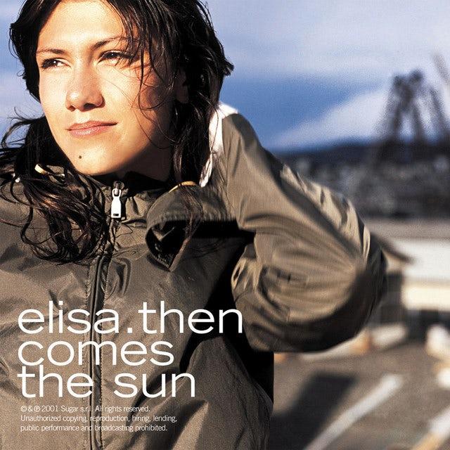 Elisa THEN COMES THE SUN Vinyl Record