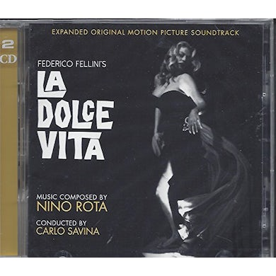 Nino Rota LA DOLCE VITA / Original Soundtrack CD