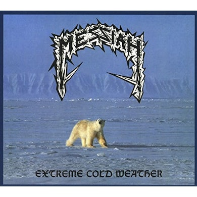 Messiah EXTREME COLD WEATHER Vinyl Record