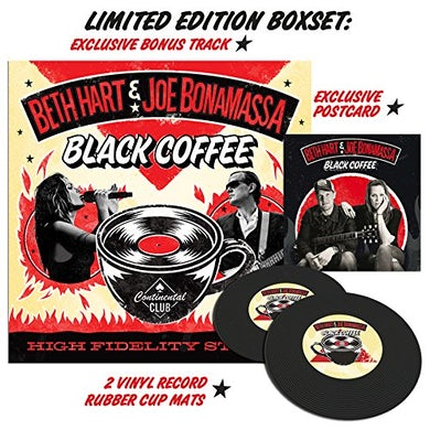 Beth Hart BLACK COFFEE CD