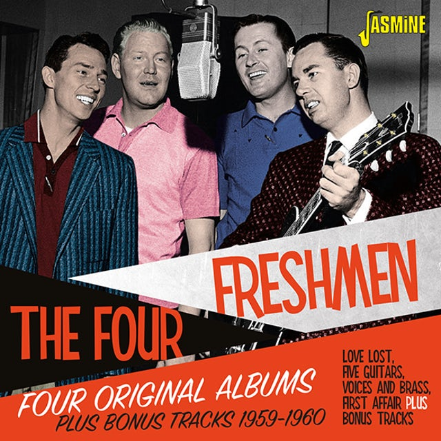 Four Freshmen LOVE LOST CD