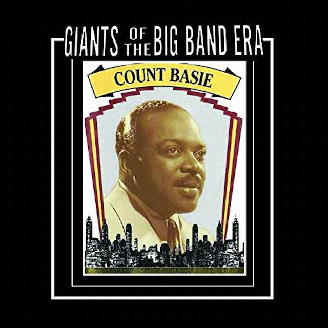 GIANTS OF THE BIG BAND ERA COUNT BASIE CD
